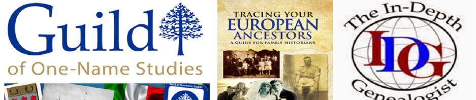 Julie Goucher ~ Anglers Rest | Books, Genealogy, History