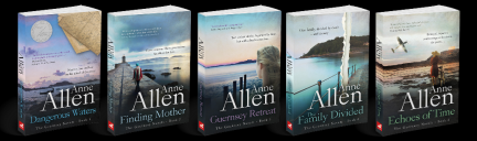 Guernsey Books by Anne Allen