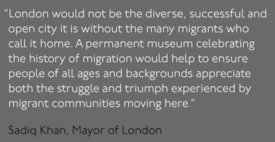 Migration Museum UK