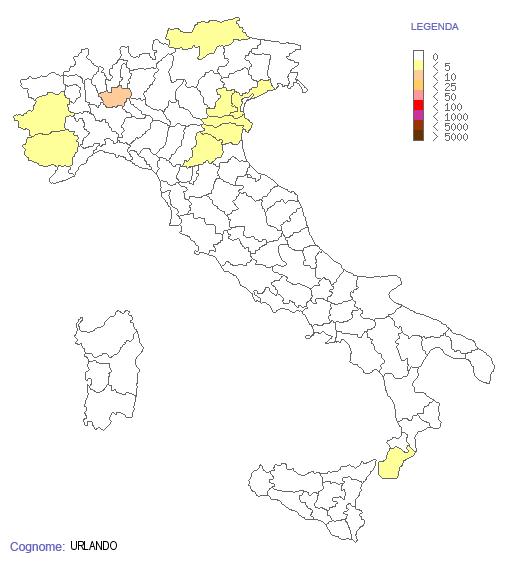 Urlando - Italy
