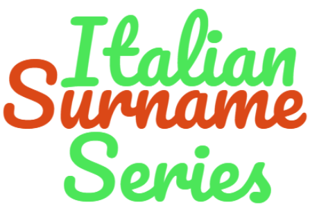 Italian Surname Series