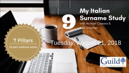 Italian ONS Presentation