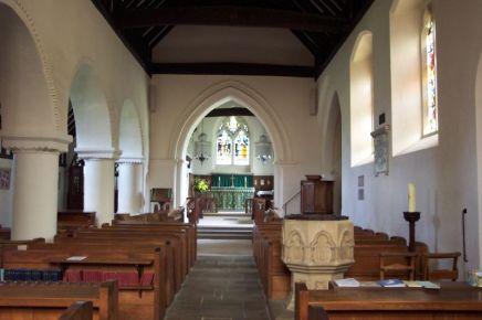 puttenham church taken 2004