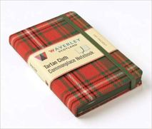 Hay Ancient Tartan Notebook