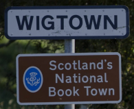 Wigtown Book Town