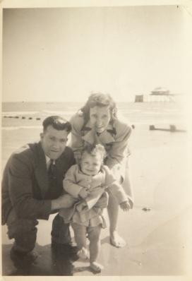 Mum and Grandparents