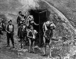 Sulphur Mining in Sicily