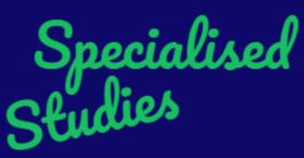 Specialised Studies